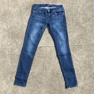 Vigoss blue skinny jeans